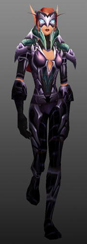 Rogue Wow Roleplay Gear
