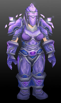 Crystalforge Sets Wow Roleplay Gear