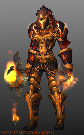 Merciless Gladiator S Shaman Sets Wow Roleplay Gear